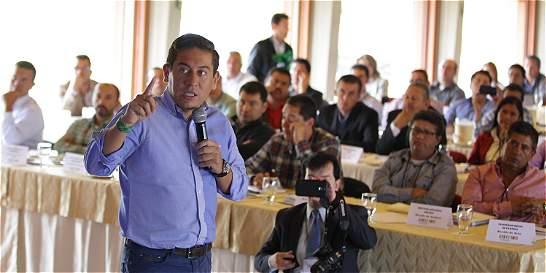 Demandan al gobernador de Boyacá, Carlos Amaya