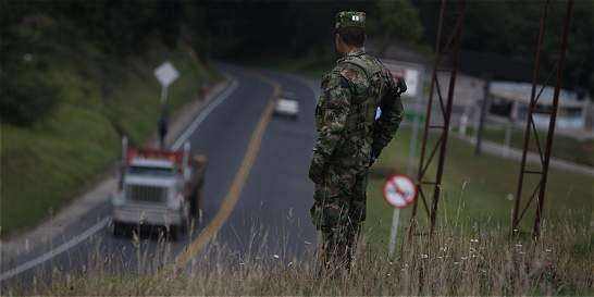 Repudio en Boyacá por paro armado del Eln