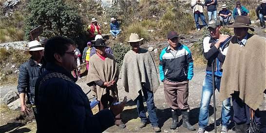 Operadores turísticos del norte de Boyacá 'la ven negra'
