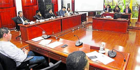 La mayoría del Concejo de Tunja se une a la oposición