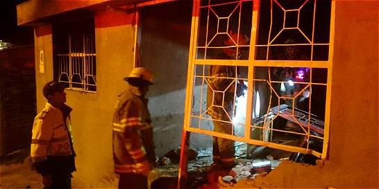 'Batalla campal' en el barrio El Milagro de Tunja