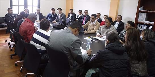 Consejo de Planeación eligió a sus directivos
