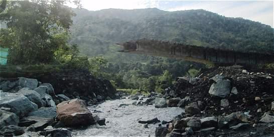 La vía del Cusiana, una 'inversión gota a gota'