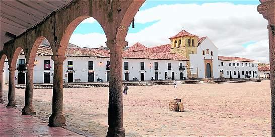 Anuncian racionamiento de agua en Villa de Leyva