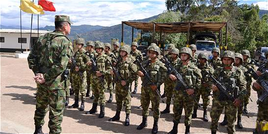 Ejército inicia el Plan Democracia