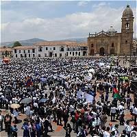 Boyacá lanzará hoy un grito por la paz