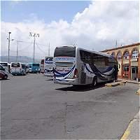 Control a hoteles cerca al terminal de Tunja