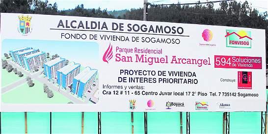 Intervienen el proyecto San Miguel Arcángel
