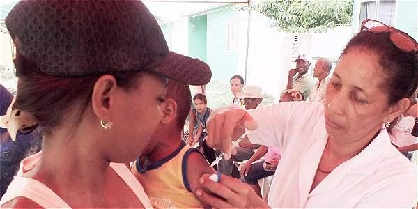 La actividad va dirigida a la población de la ciudad del Sol y del Acero con el fin de prevenir enfermedades.