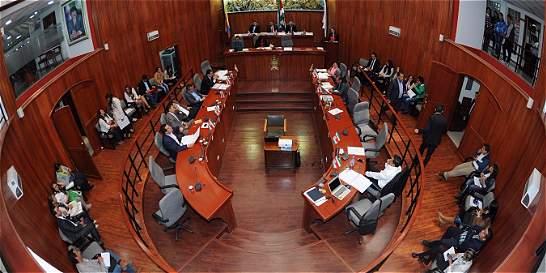 Presupuesto para Boyacá disminuirá en 600.000 millones de pesos