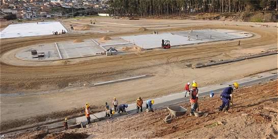 Patinódromo de Tunja estará listo en marzo