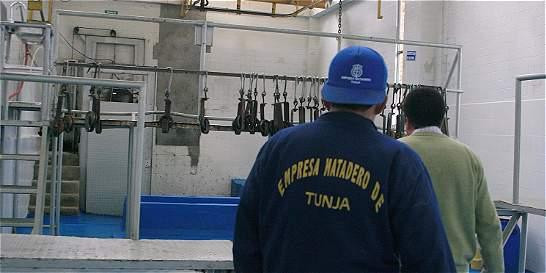 Frigorífico de Tunja será una realidad