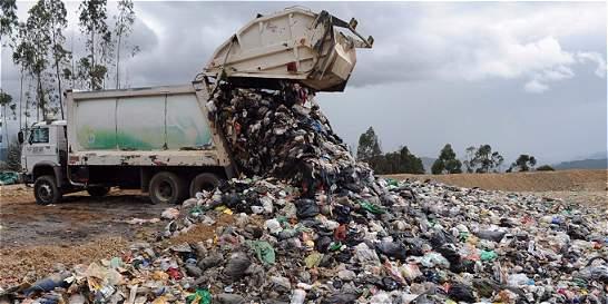 Sogamoso se llena de basuras