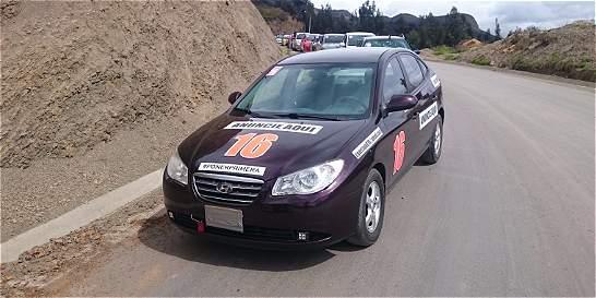 Final de Copa Automovilística tendrá lugar en Firavitoba