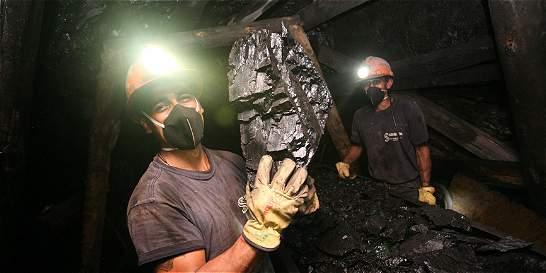 Cae la producción de carbón y gemas en Boyacá