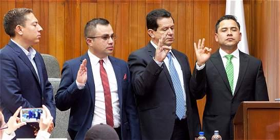 Nuevas directivas de la Asamblea de Boyacá