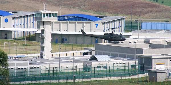 La cárcel de máxima seguridad de Cómbita va a ser ampliada. Este penal contará con un nuevo pabellón.