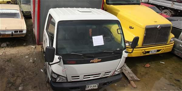 El camión hurtado transportaba un poco más de 30.000 ejemplares de EL TIEMPO y otros productos de la Casa Editorial.