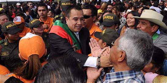 Alcalde de Paipa, con 63% de favorabilidad