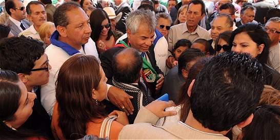 Alcalde de Duitama 'pierde el año': encuesta