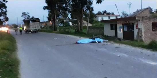 Tragedia en la via de Firavitoba a Iza - ElTiempo.com
