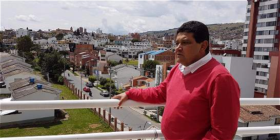 Otra vez el Alcalde de Tunja hospitalizado