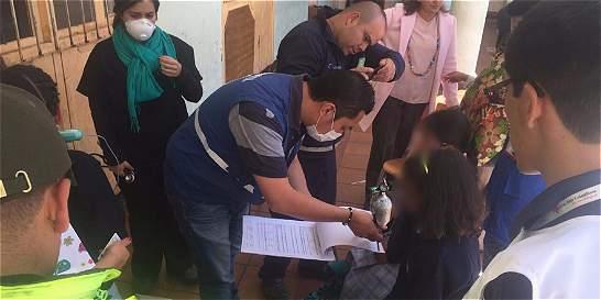 Escape de gas generó alerta en Tunja
