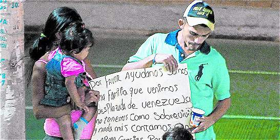 Venezolanos buscan refugio en Boyacá
