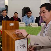 Alcaldes eligieron voceros