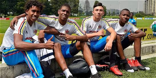 Boyacense en Selección Colombia Sub-17