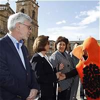 Campaña 'No dé papaya' en Tunja