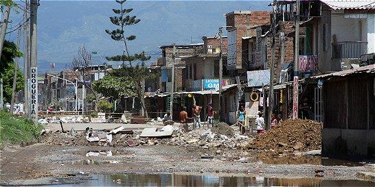 Bloqueos y manifestaciones en Valle del Cauca