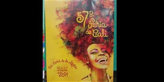 Cali tiene el afiche de la Feria 2014