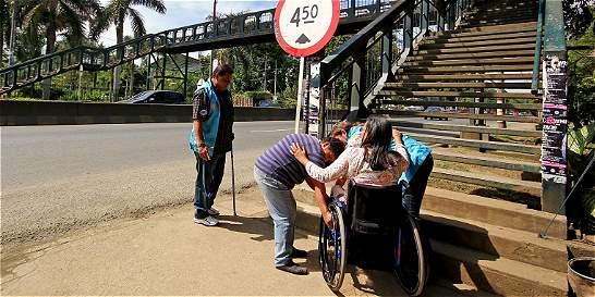 Discapacitados con más voz en el Comité Municipal
