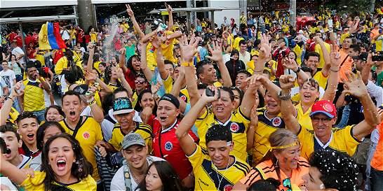Vice Garzón pide 'tarde cívica' en el país por juego de Colombia