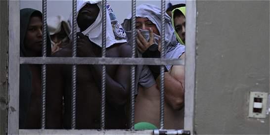 Guardias piden acciones por dignidad de internos de la cárcel de Cali