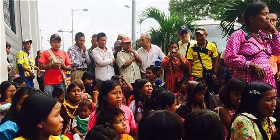 Consultarán indígenas embera para seguir con 'Ciudad Paraíso' en Cali