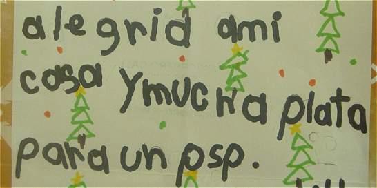 Premio a cinco cartas con sueños infantiles