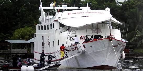 El barco hospital San Raffaele zarpará con salud para el Pacífico