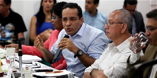 Reclamo parlamentario por bajos recursos al Valle del Cauca