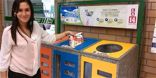 Llegó la hora de reciclar por los niños y niñas con cáncer