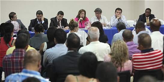 Servicios públicos, en el centro del debate por Alcaldía
