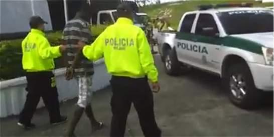 Aseguramiento a 'Barrabas' por descuartizamientos en Buenaventura