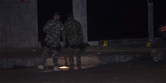 Granada deja 16 personas heridas en Buenaventura