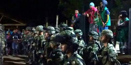 La Fiscalía investigará muerte de indígena en Cauca