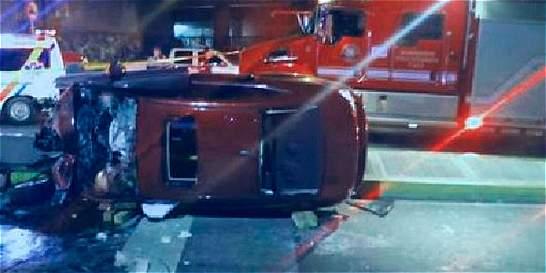 La trágica muerte de universitario en túnel del centro de Cali (Video)
