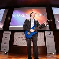Conozca al creador del 'Rock-evolución empresarial', en Vallempresa
