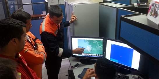 Modelo de monitoreo para medir contaminación en Bahía de Tumaco