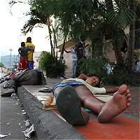 Jeringas se alquilan a 100 pesos en la 'esquina del H'