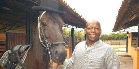 Recuperan el caballo perdido del 'Tino' Asprilla en el sur del Valle